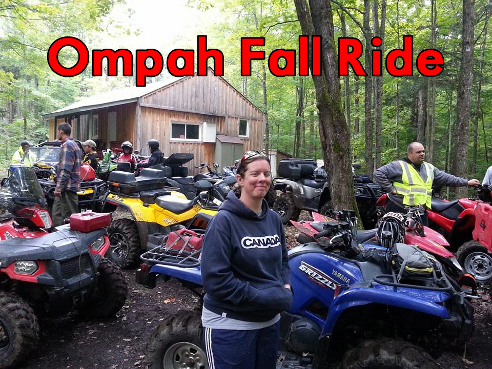 Ompah Fall Ride Cover