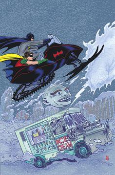 batman snowmobile