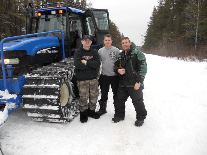 Some of the behind-the-scenes heros who make the trails we ride
