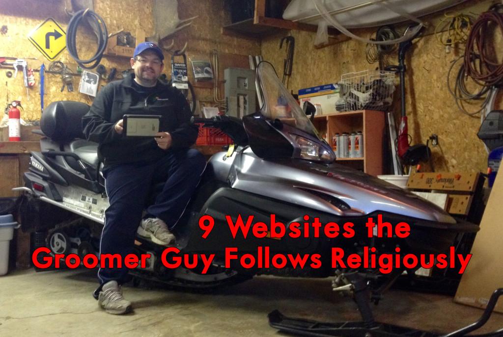 9 Websites the Groomer Guy Follows Cover